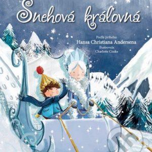 Snehová kráľovná - najkrajšie detské knihy o Vianociach -  vianočné detské knihy -  knihy pre deti o Vianociach -  kniha o Vianociach -  Vianočné rozprávky -  Vianočné príbehy -  Vianočné koledy