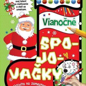Vianočné spojovačky - najkrajšie detské knihy o Vianociach -  vianočné detské knihy -  knihy pre deti o Vianociach -  kniha o Vianociach -  Vianočné rozprávky -  Vianočné príbehy -  Vianočné koledy
