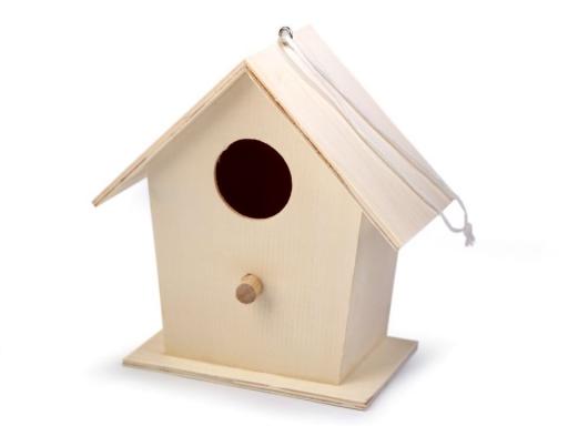 čo dať do adventného kalendára, vtáčia budka na dozdobenie, vtária budka tvorivy material, ako zabavit dieta pocas aadventu