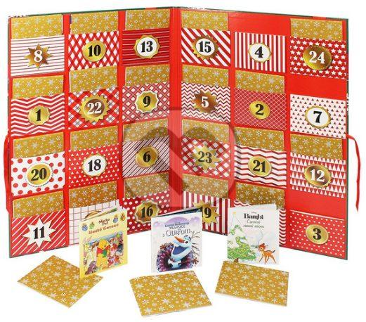 Adventný kalendár disney rozpravky - adventny kalendar pixar rozpravky - adventny kalendar pre deti knizky - adventný kalendár pre deti - adventný kalendár pre dievčatá - adventný kalendár lego - adventný kalendár kinder - adventný kalendár s hračkami - lego adventný kalendár - detský adventný kalendár - adventný kalendár playmobil - netradičný adventný kalendár - adventný kalendár s príbehmi - lego adventný kalendár 2016 - môj adventný kalendár - adventný kalendár lego star wars - lego friends adventný kalendár - lego adventný kalendár 2020